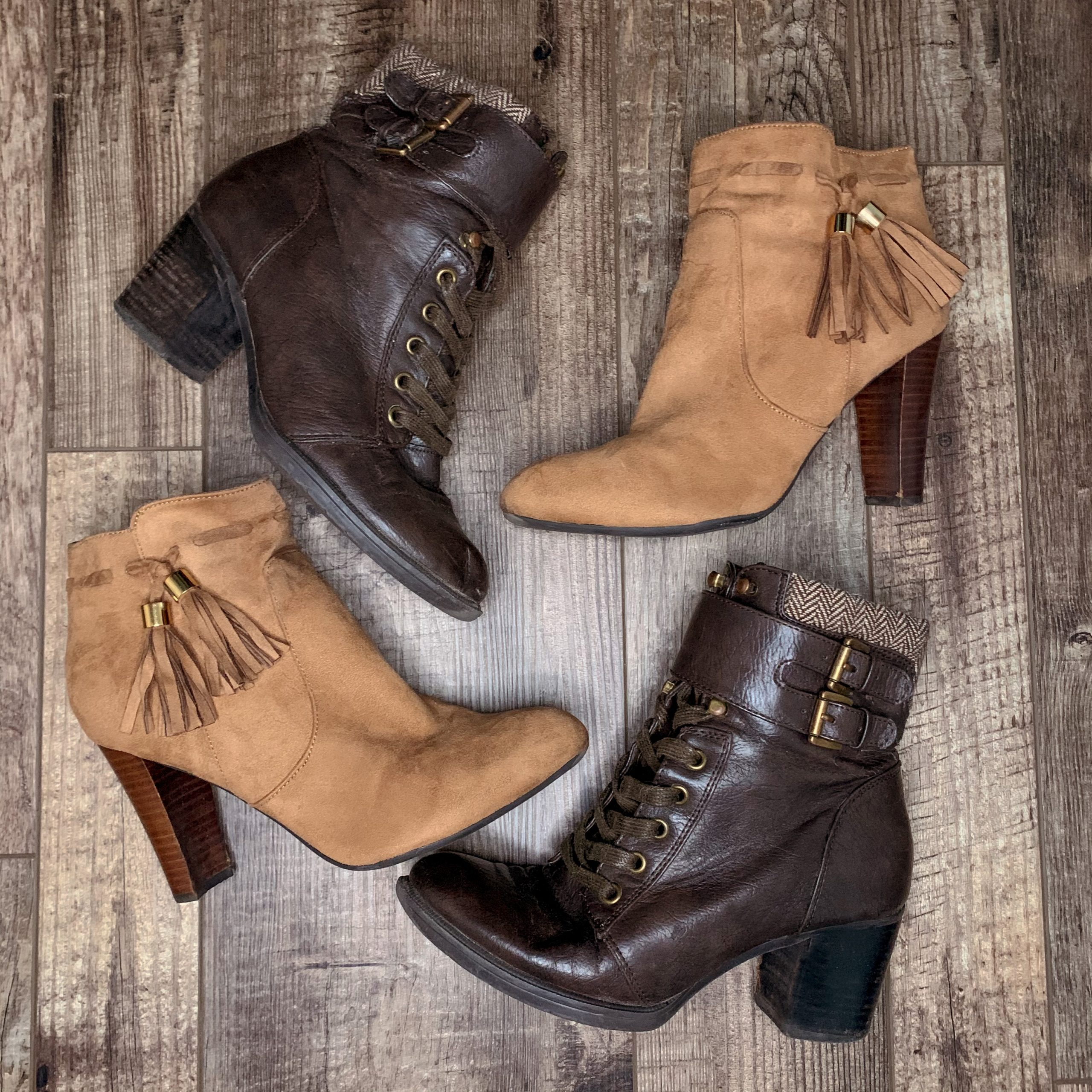 Brown Boots For Cheap And Cute Boots For Women Under $100