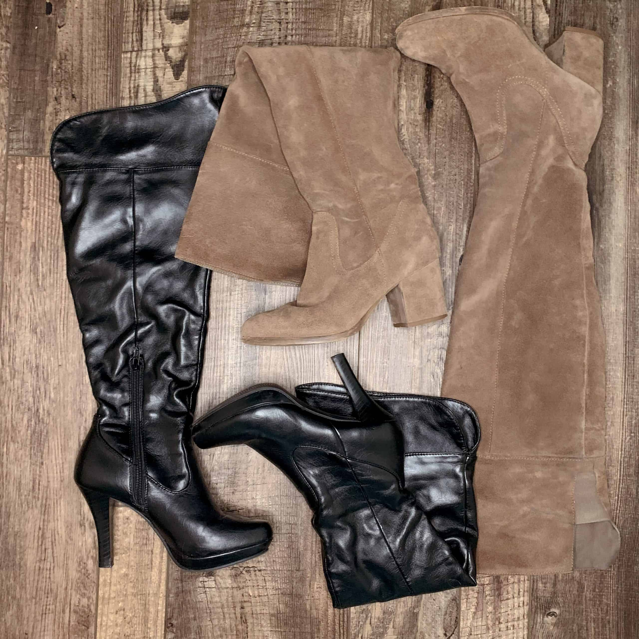 Tall Boots For Cheap And Cute Boots For Women Under $100