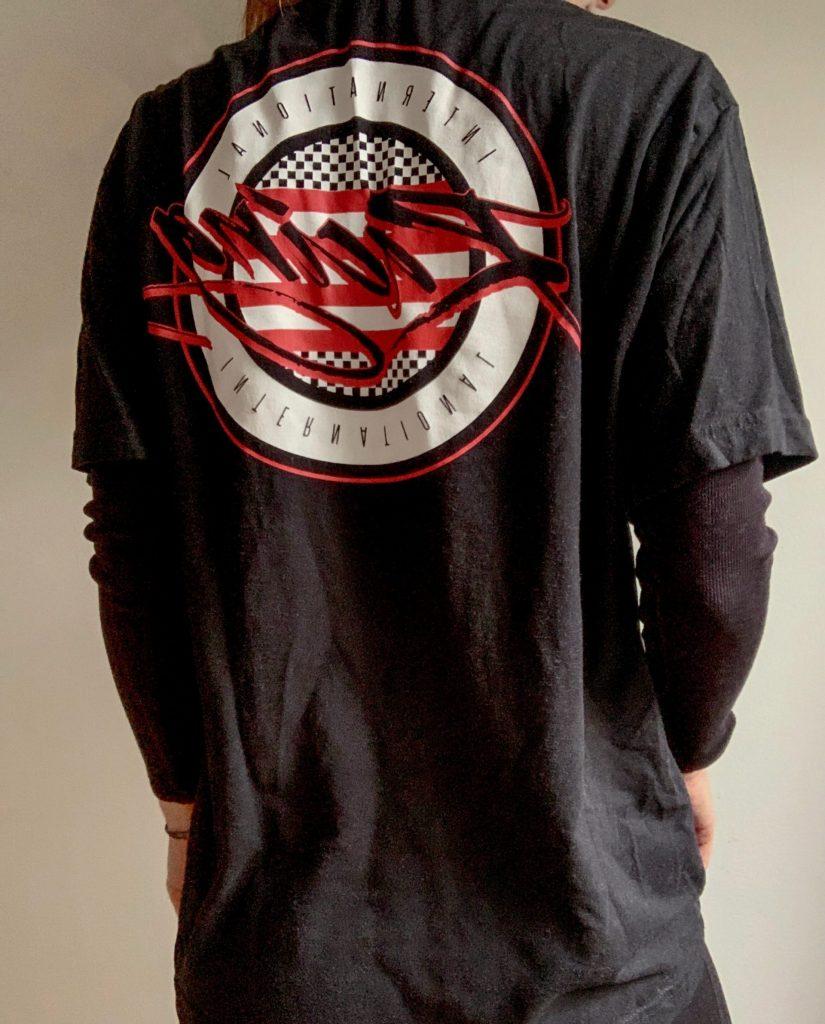HM Black Tshirt