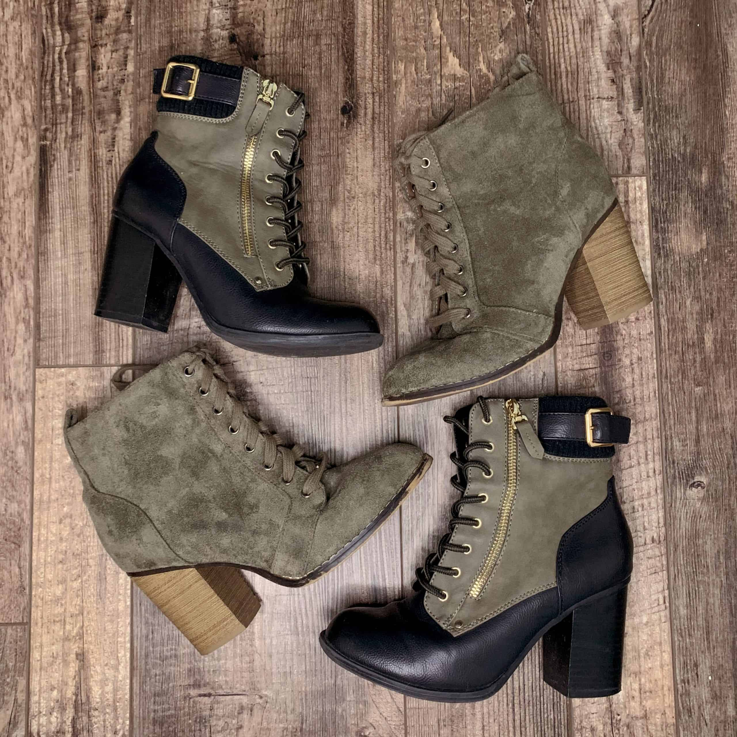 Accent Boots For Cheap And Cute Boots For Women Under $100