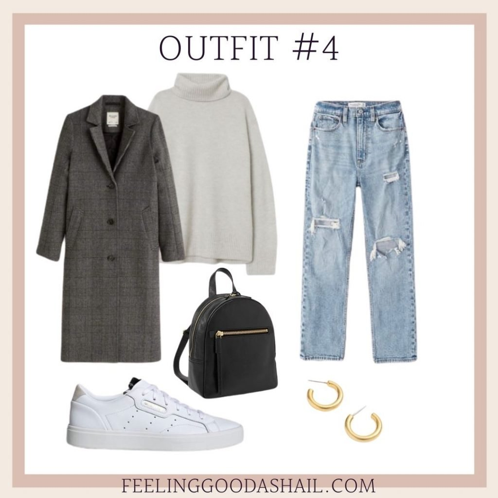 Outfit #4 For Year-Round Capsule Wardrobe