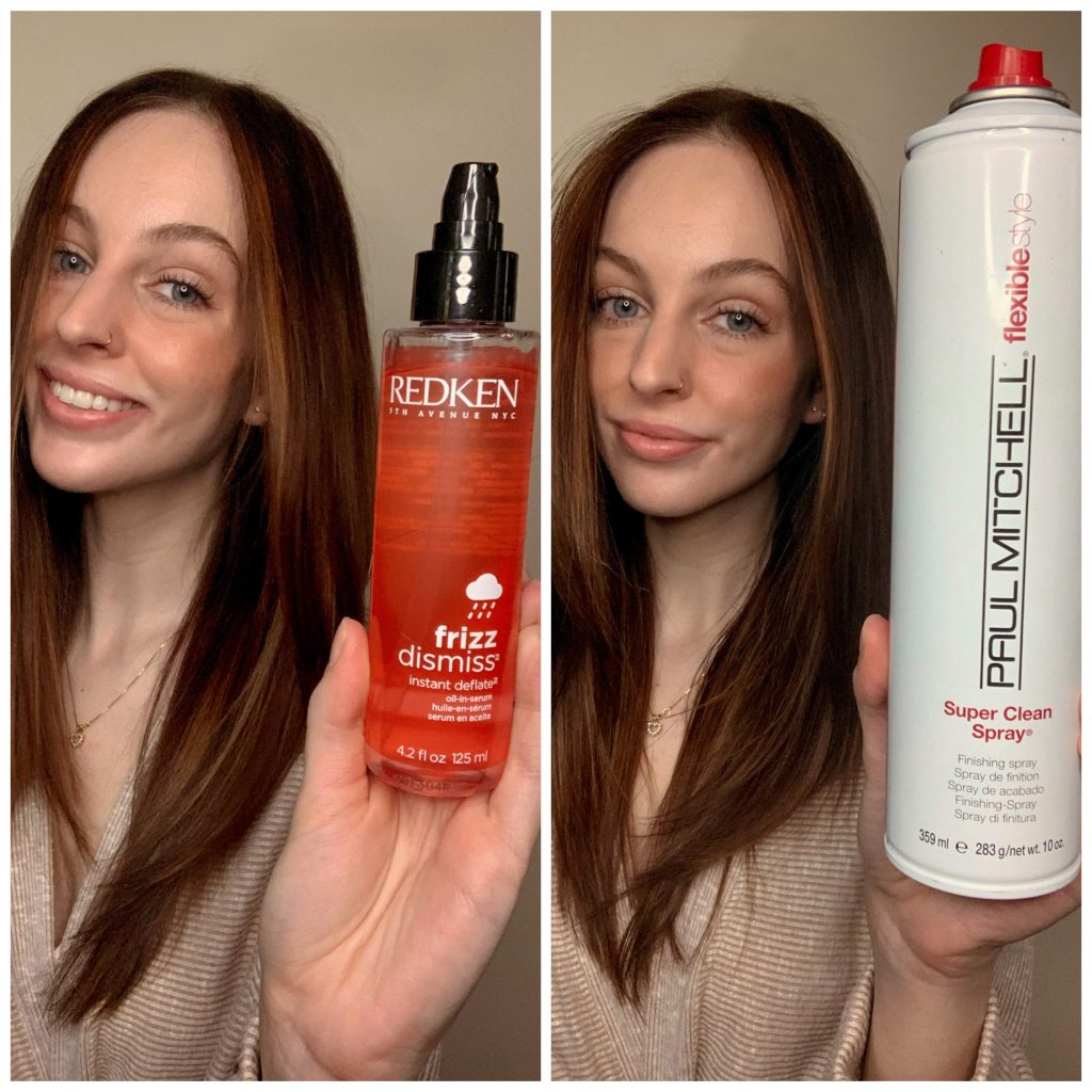 Oil And Hairspray for Revlon One-Step Hair Dryer Review