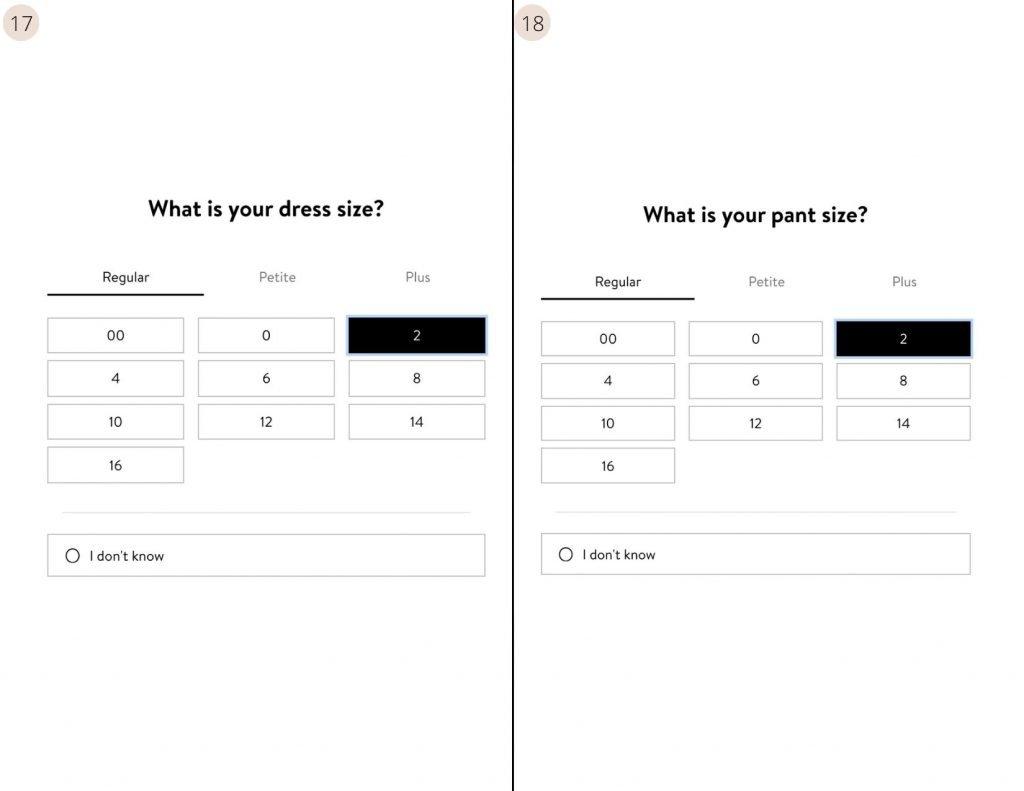 Trunk Club Survey