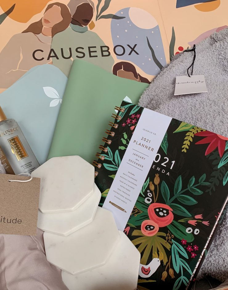 Causebox Contents - An Honest Causebox Review