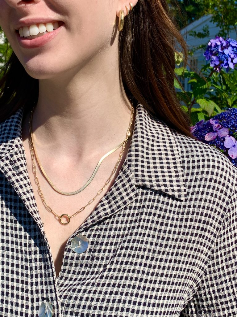 Slate Ryder Layered Necklace for Rocksbox Review