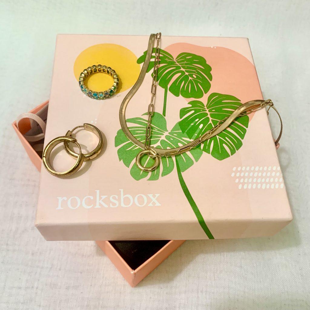 Rocksbox Jewelry for Rocksbox Review